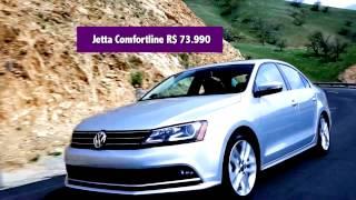 Volkswagen divulga pre�o do novo Jetta