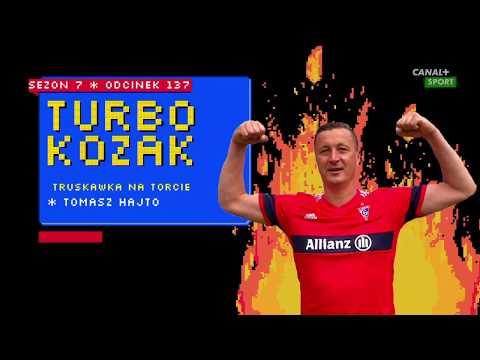 Turbokozak 2017/2018: Tomasz Hajto
