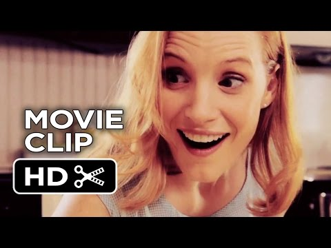The Color of Time Movie CLIP - Throwing Rocks (2014) - James Franco, Jessica Chastain Movie HD