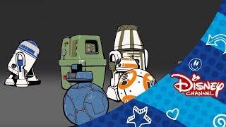 Star Wars - Fanúšikovia droidi
