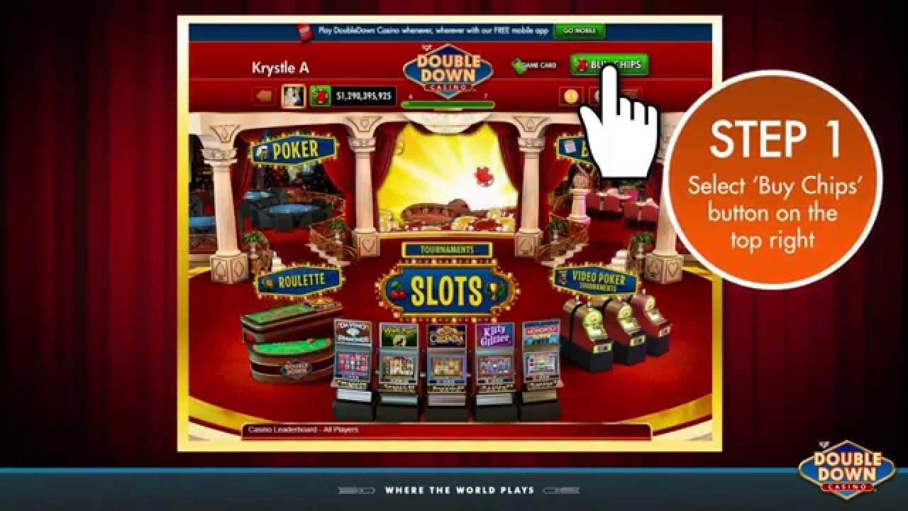 doubledown casino help
