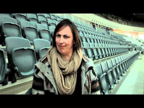 Miranda Hart on applying for tickets to the London 2012 Olympics