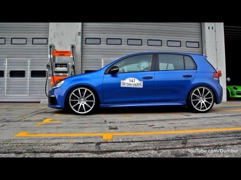 Sportec Golf VI R !! Acceleration Sounds!!