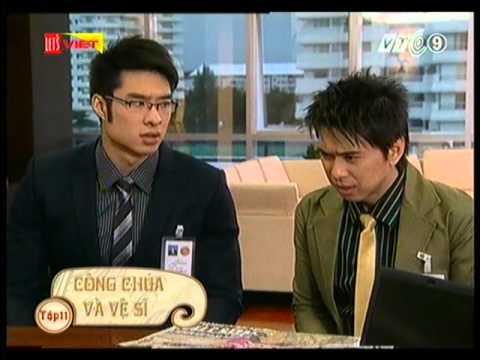 Công Chúa Và Vệ Sỹ   Tập 11   Cong Chua Va Ve Sy   Tap 11   Phim Nuoc Ngoai