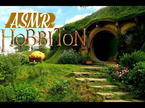 ASMR Hobbiton ~ Reading Riddles