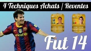 FUT 14 Les Meilleurs Techniques D'Achats / Reventes