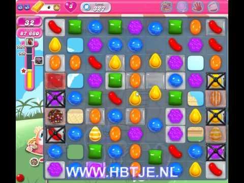 Candy Crush Saga level 327