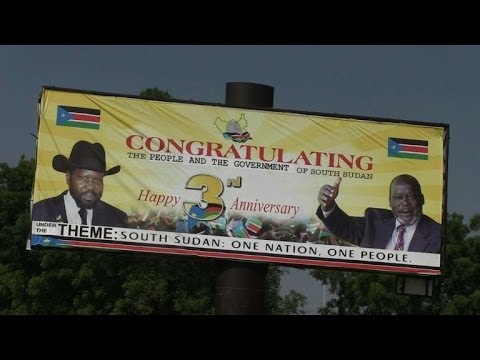 South Sudan marks third year of independence