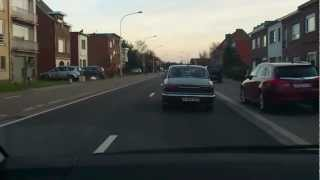 Following mazda 616