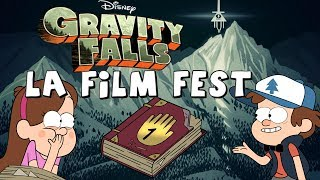 Gravity Falls: LA Film Fest 2014 Reminder