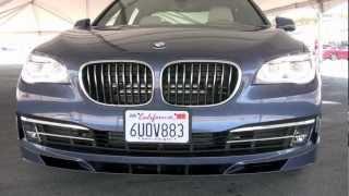 2013 BMW Product Presentation, Alpina B7, Detailed Walkaround. videos