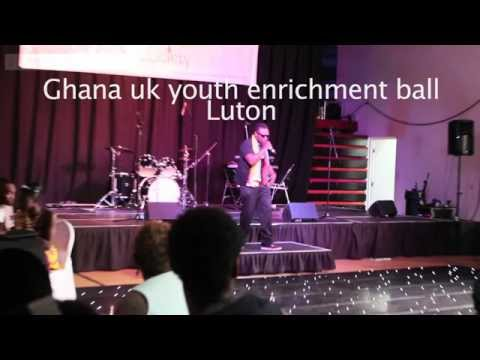 Ghana Society Youth Ball MC Big Phil & Mr. Silva Performance