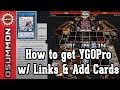 Yu Gi Oh How to download YGOPro with new links and adding new cards
