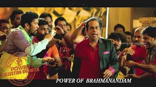 Brahmi Dance Power Movie Songs Ravi Teja, Hansika