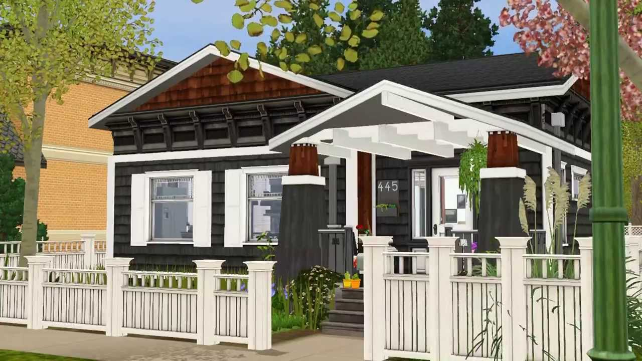download houses sims 3