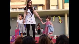 Desfile De Modelos Moda Niños, Feria De Tendencias 2012