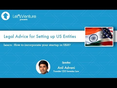 How to Incorporate your Startup in USA?