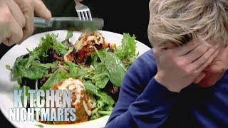Meatball Salad is a MESS   Kitchen Nightmares