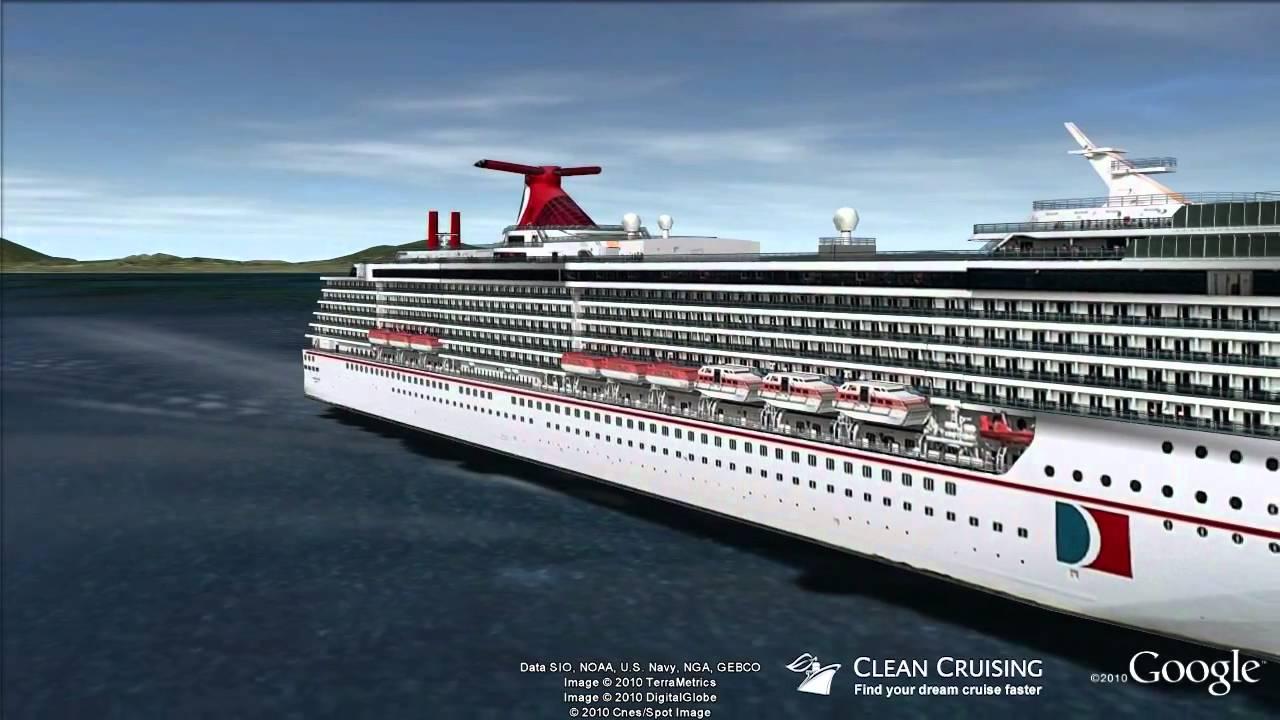 Carnival Pride Virtual Ship Tour  YouTube
