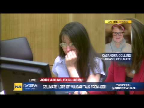 Jodi Arias' Cellmate Says Jodi Has No Remorse & Said She Did The World a Favor by Killing Travis