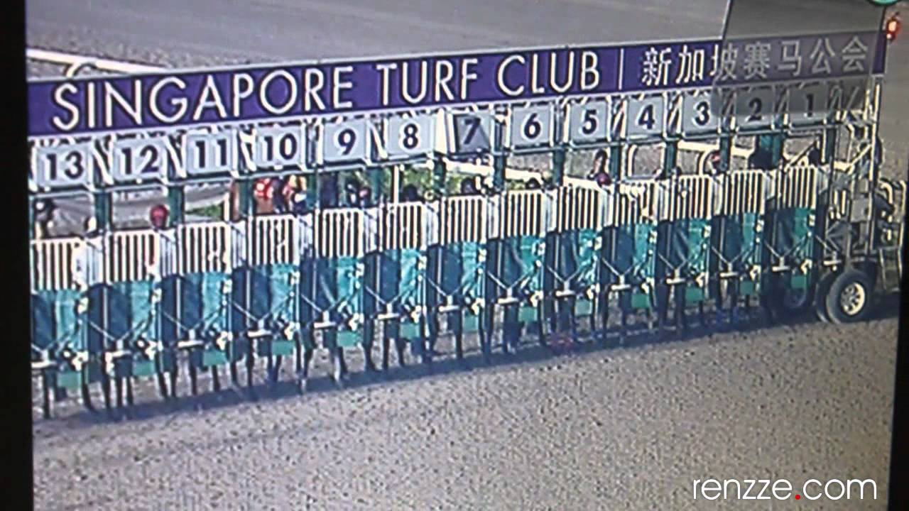 Metro Manila Turf Racing Program