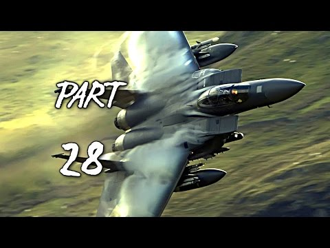Dying Light Walkthrough Gameplay Part 28 - Military Jet - Campaign Mission 15 (PS4 Xbox One)