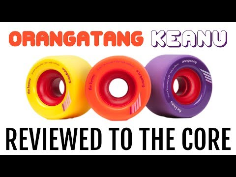 Orangatang Centerset Keanu Wheel Review
