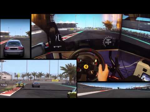 GRID Autosport Street Racing at Abu Dhabi