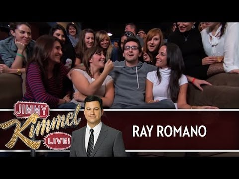 Ray Romano's Son Working at Jimmy Kimmel Live