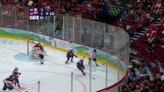 Canada 18-0 Slovakia Women's Ice Hockey Vancouver 2010