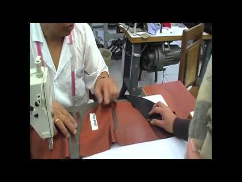 Video Confección Saco Sastre