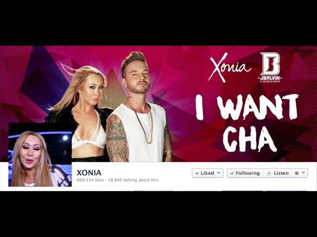 Making Of Xonia feat. J Balvin - I Want Cha