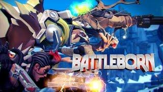 Battleborn videosu