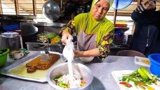 Village Food in Malaysia - UNIQUE Malaysian Food in Terengganu, Malaysia