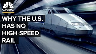Why The US Has No High-Speed Rail