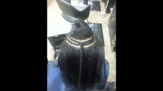 Braid Pattern For The GLAM WEAVE.(alternative) Versatile
