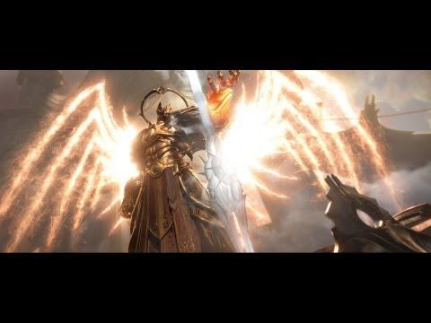 Diablo III TV Spot - It's Not Safe