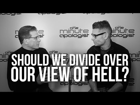 958. Should We Divide Over Our View Of Hell?