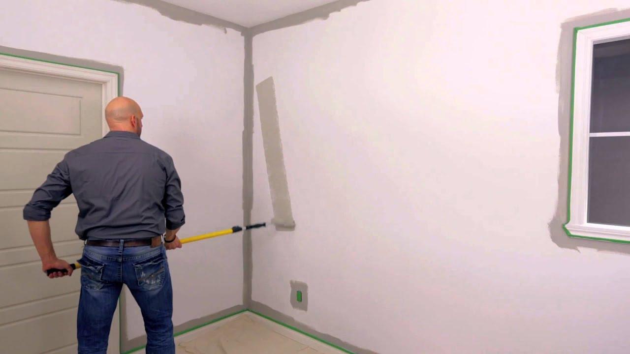 Rona comment peindre votre int rieur youtube for Peinture pour porte interieur
