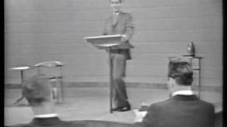 Kennedy Vs. Nixon 1st 1960 Debate