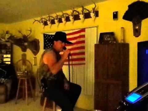 David Hamilton singing Just As I Am
