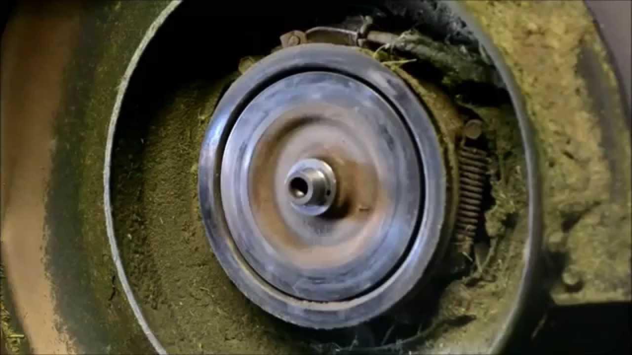 Honda Lawn Mower Repair   Honda Hrc 216 K3 Blade Clutch
