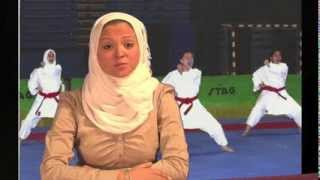 Karate journey by Randa Emam Ibrahim