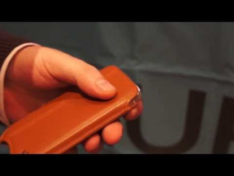 news: Nuevue  the self cleaning iPhone and iPad case