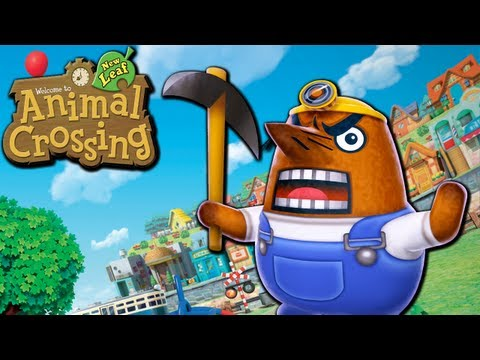 Animal Crossing: New Leaf - Mole Money (Nintendo 3DS Gameplay Walkthrough Ep.39), Today we see where our hard earned bells have gone, go for the gold, scruff it up, catch a teleporting panda bear, wind up broke, & cultivate a café. After a...