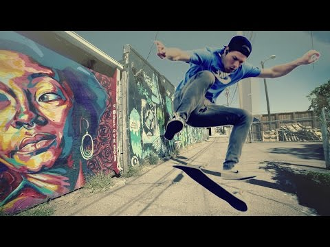 Live Your Dream - 4K Trailer (Skateboarding Documentary)