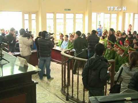 Xét xử vụ án cướp tiệm vàng Ngọc Bích 9h sáng 10.01.2012