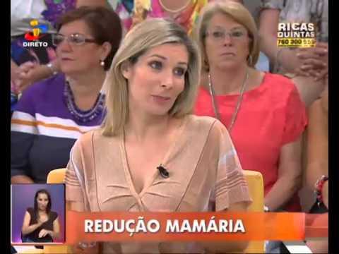 Redução Mamária (Antes e Depois) | Dra. Luísa Magalhães Ramos no Você na TV
