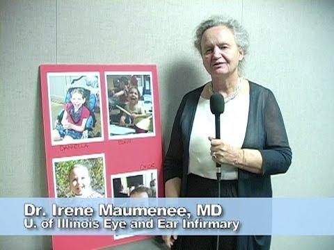 Mucolipidosis Type IV (ML4): Eye Disease