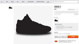 Tips On How To Unlock Lebron 11 Limited Shoe From NBA2k14